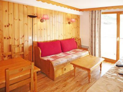 Holiday in mountain resort 2 room apartment 6 people (810) - Résidence les Eglantines - Les Orres - Table