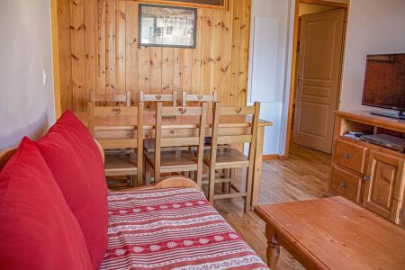 Holiday in mountain resort 2 room apartment 6 people (812) - Résidence les Eglantines - Les Orres - Living room