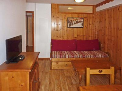 Holiday in mountain resort 2 room apartment 6 people (813) - Résidence les Eglantines - Les Orres - Living room