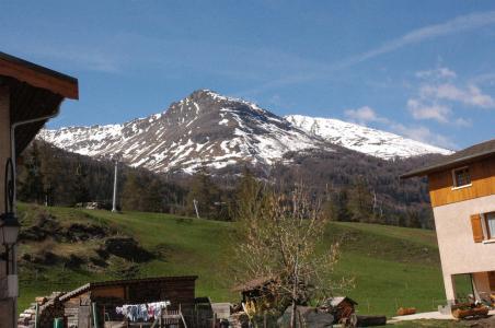 Vacances en montagne Appartement 3 pièces 6 personnes (13) - Résidence les Essarts - Val Cenis - Extérieur été