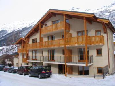 Location au ski Résidence les Essarts - Val Cenis - Extérieur été