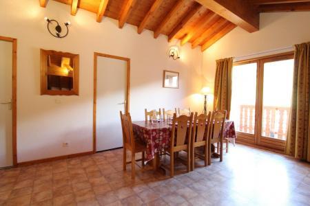 Vacances en montagne Appartement 3 pièces 7 personnes (28) - Résidence les Essarts - Val Cenis