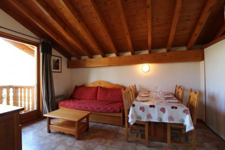 Vacances en montagne Appartement 3 pièces 6 personnes (27) - Résidence les Essarts - Val Cenis