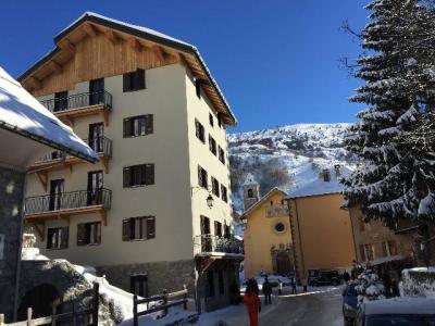 Location au ski Residence Les Etoiles Des Neiges - Valloire - Extérieur été