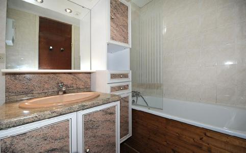 Holiday in mountain resort 2 room duplex apartment 5 people (303) - Résidence les Evons - Les Menuires - Bathroom