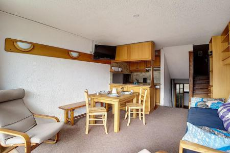 Holiday in mountain resort 2 room duplex apartment 5 people (303) - Résidence les Evons - Les Menuires