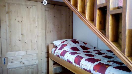 Holiday in mountain resort Studio 4 people (104) - Résidence les Evons - Les Menuires