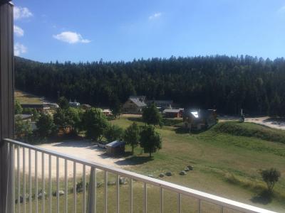 Rent in ski resort Studio cabin 4 people (01) - Résidence les Fayards - Villard de Lans - Summer outside