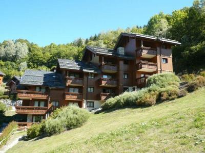 Location au ski Residence Les Fermes De Meribel Bat D1 - Méribel - Extérieur été