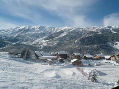 Vacances en montagne Appartement 3 pièces 6 personnes (14) - Résidence les Fermes de Méribel Bat D1 - Méribel - Plan
