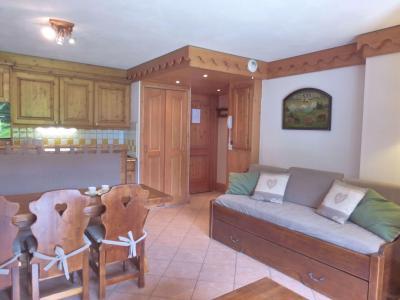 Vacances en montagne Appartement 3 pièces 6 personnes (14) - Résidence les Fermes de Méribel Bat D1 - Méribel - Logement