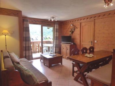 Vacances en montagne Appartement 3 pièces 6 personnes (14) - Résidence les Fermes de Méribel Bat D1 - Méribel - Séjour