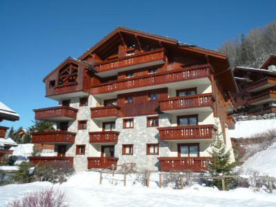 Vacances en montagne Appartement 5 pièces 8 personnes (11) - Résidence les Fermes de Méribel Bat G - Méribel - Plan