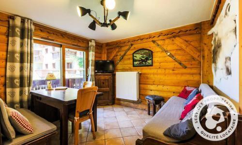 Location au ski Appartement 3 pièces 5 personnes (Sélection 40m²) - Résidence les Fermes de Méribel - Maeva Home - Méribel - Séjour