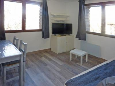 Holiday in mountain resort 2 room apartment sleeping corner 6 people (471) - Résidence les Flocons - Les Orres - TV