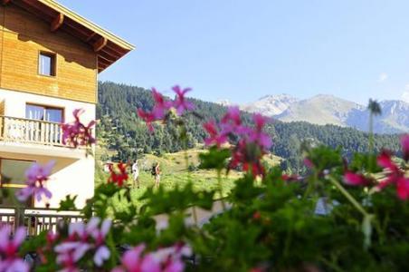 Location au ski Residence Les Flocons D'argent - Aussois - Extérieur été