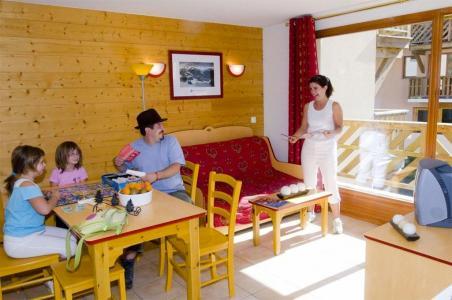 Vacances en montagne Résidence les Flocons d'Argent - Aussois - Séjour