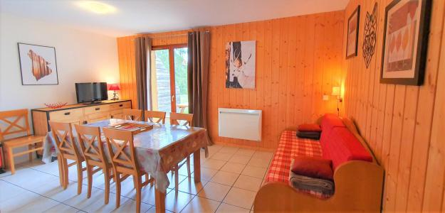 Vacances en montagne Chalet mitoyen 3 pièces 7 personnes (38 n'est plus commercialisé) - Résidence Les Flocons du Soleil - La Joue du Loup