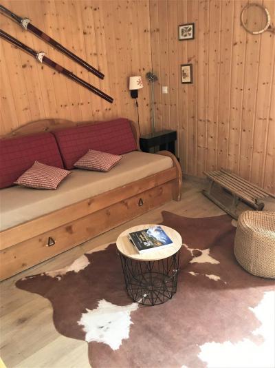 Vacances en montagne Chalet mitoyen 3 pièces 7 personnes (51) - Résidence Les Flocons du Soleil - La Joue du Loup