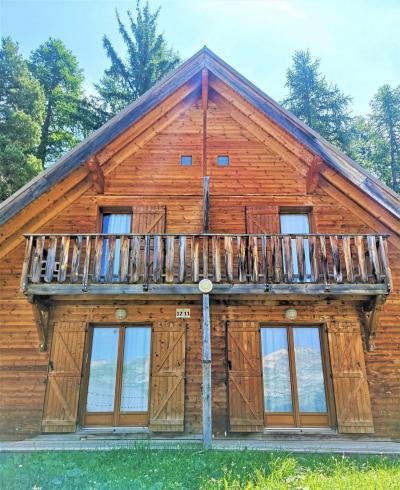 Vacances en montagne Chalet mitoyen 3 pièces 7 personnes (11) - Résidence Les Flocons du Soleil - La Joue du Loup