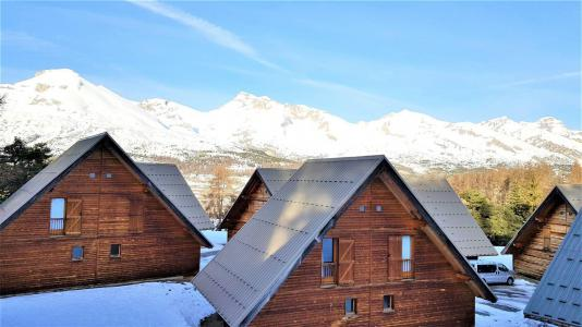 Vacances en montagne Chalet mitoyen 3 pièces 7 personnes (53) - Résidence Les Flocons du Soleil - La Joue du Loup