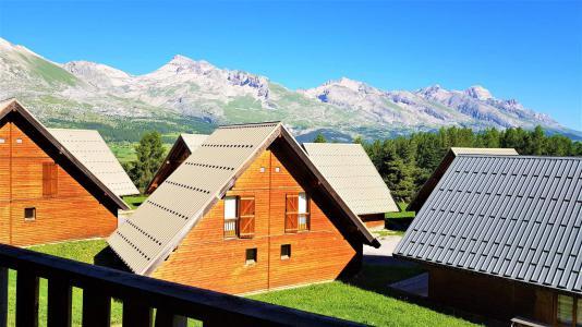 Vacances en montagne Chalet mitoyen 3 pièces 7 personnes (54) - Résidence Les Flocons du Soleil - La Joue du Loup