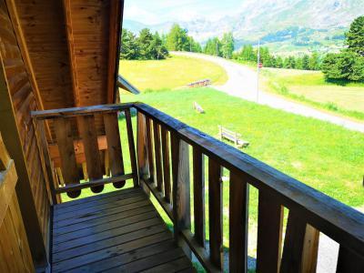 Vacances en montagne Chalet mitoyen 3 pièces 7 personnes (27) - Résidence Les Flocons du Soleil - La Joue du Loup