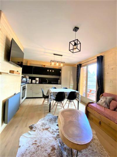 Vacances en montagne Chalet 3 pièces 7 personnes (18 n'est plus commercialisé) - Résidence Les Flocons du Soleil - La Joue du Loup