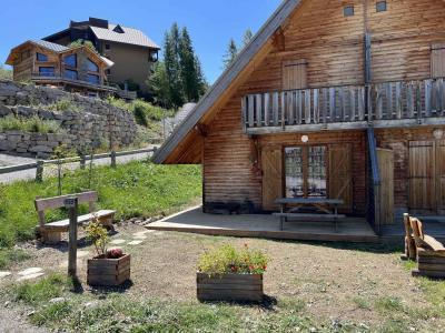 Vacances en montagne Chalet mitoyen 3 pièces 6 personnes (42) - Résidence Les Flocons du Soleil - La Joue du Loup