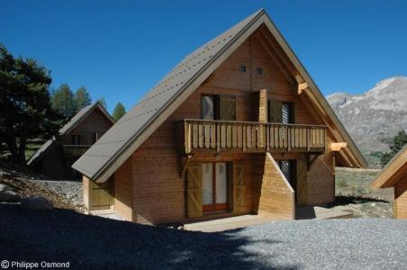 Location au ski Residence Les Flocons Du Soleil - La Joue du Loup - Extérieur été