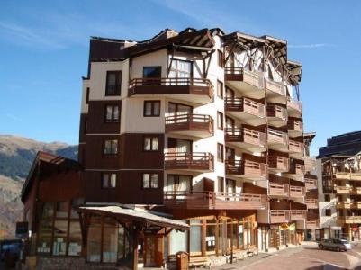 Location au ski Appartement 3 pièces cabine 5 personnes (29) - Residence Les Folyeres - La Tania - Extérieur été