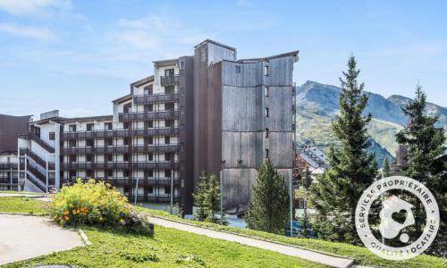 Аренда на лыжном курорте Résidence les Fontaines Blanches - Maeva Home - Avoriaz - летом под открытым небом