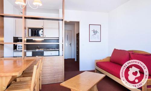 Аренда на лыжном курорте Квартира студия для 4 чел. (Budget 24m²) - Résidence les Fontaines Blanches - Maeva Home - Avoriaz - летом под открытым небом