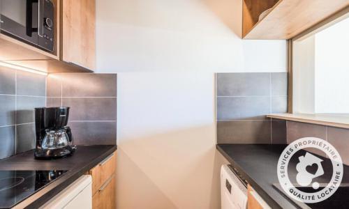 Аренда на лыжном курорте Апартаменты 2 комнат 4 чел. (Sélection 27m²) - Résidence les Fontaines Blanches - Maeva Home - Avoriaz - летом под открытым небом
