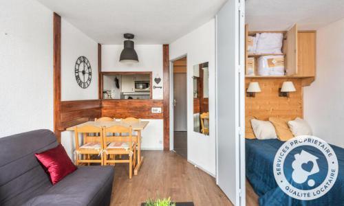 Аренда на лыжном курорте Апартаменты 2 комнат 4 чел. (Sélection 28m²-1) - Résidence les Fontaines Blanches - Maeva Home - Avoriaz - летом под открытым небом