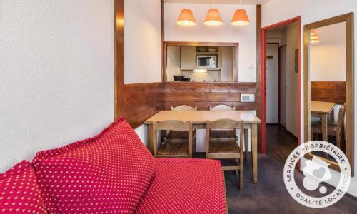 Аренда на лыжном курорте Апартаменты 2 комнат 5 чел. (Confort 28m²) - Résidence les Fontaines Blanches - Maeva Home - Avoriaz - летом под открытым небом
