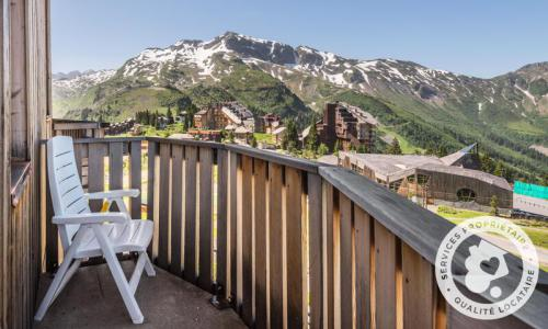 Аренда на лыжном курорте Апартаменты 2 комнат 5 чел. (Confort 28m²-10) - Résidence les Fontaines Blanches - Maeva Home - Avoriaz - летом под открытым небом