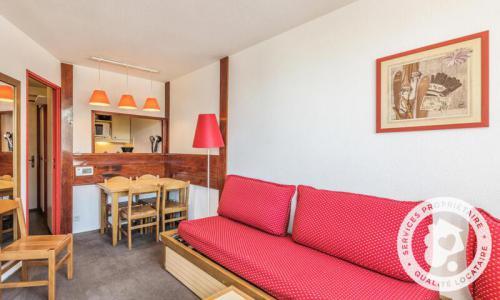 Аренда на лыжном курорте Апартаменты 2 комнат 5 чел. (Confort 28m²-5) - Résidence les Fontaines Blanches - Maeva Home - Avoriaz - летом под открытым небом