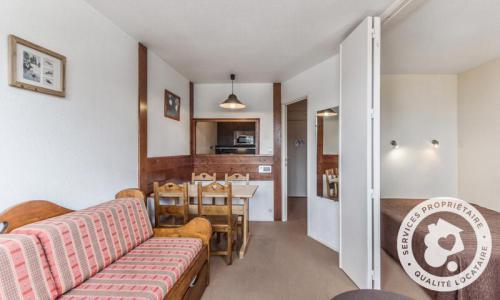 Аренда на лыжном курорте Апартаменты 2 комнат 4 чел. (Confort 24m²-5) - Résidence les Fontaines Blanches - Maeva Home - Avoriaz - летом под открытым небом