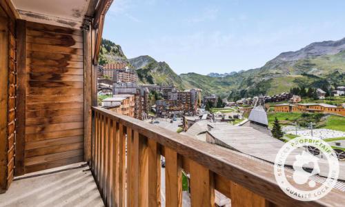 Аренда на лыжном курорте Апартаменты 2 комнат 7 чел. (Confort -7) - Résidence les Fontaines Blanches - Maeva Home - Avoriaz - летом под открытым небом
