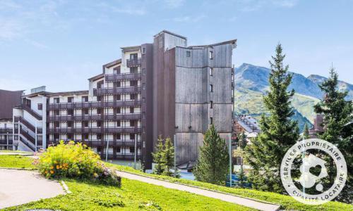 Аренда на лыжном курорте Апартаменты 2 комнат 7 чел. (Confort -10) - Résidence les Fontaines Blanches - Maeva Home - Avoriaz - летом под открытым небом