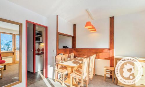 Аренда на лыжном курорте Апартаменты 2 комнат 7 чел. (Confort 34m²) - Résidence les Fontaines Blanches - Maeva Home - Avoriaz - летом под открытым небом