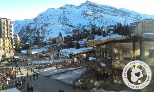Аренда на лыжном курорте Апартаменты 2 комнат 4 чел. (Sélection 36m²) - Résidence les Fontaines Blanches - Maeva Home - Avoriaz - летом под открытым небом