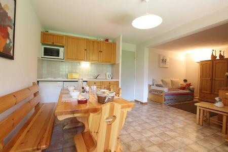 Vacaciones en montaña Apartamento cabina 2 piezas para 5 personas (VAL640-B19) - Résidence les Garances - Pelvoux - Alojamiento