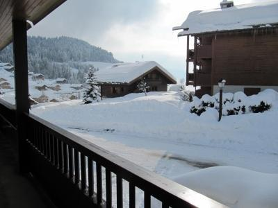 Holiday in mountain resort 3 room apartment 6 people (246) - Résidence les Gémeaux - Le Grand Bornand