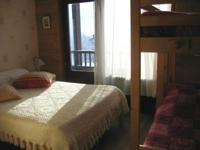 Holiday in mountain resort 2 room apartment cabin 4 people (1C) - Résidence les Gémeaux - Le Grand Bornand