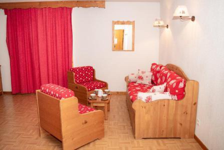 Vacances en montagne Résidence Les Gentianes - Puy-Saint-Vincent - Logement