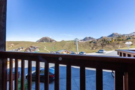 Vacances en montagne Studio 3 personnes (D29) - Résidence les Gentianes - La Plagne - Extérieur été