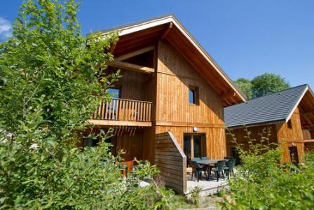 Location au ski Residence Les Gentianes - Gresse en Vercors - Extérieur été