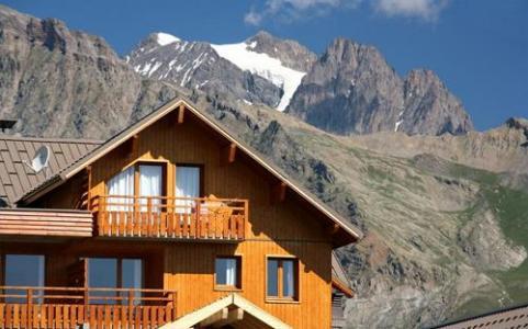 Location au ski Residence Les Gentianes - Puy-Saint-Vincent - Extérieur été